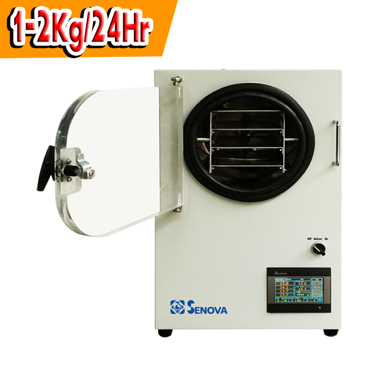 Mini Freeze Dryer NovaDryer-HF100 for Food, Fruit, Vegetable,Pharmacy and Laboratory